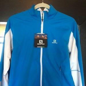 Brand New Solomon Women's Jacket (Windproof)